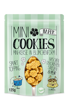 Mini Cookies Hafer