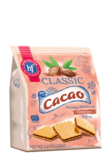 Classic Wafers Cacao